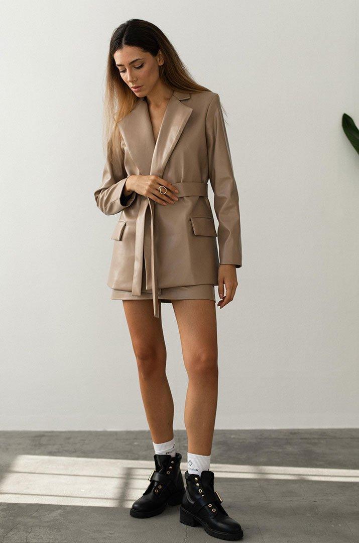 "Long jacket ""Irina Tydnyuk"""