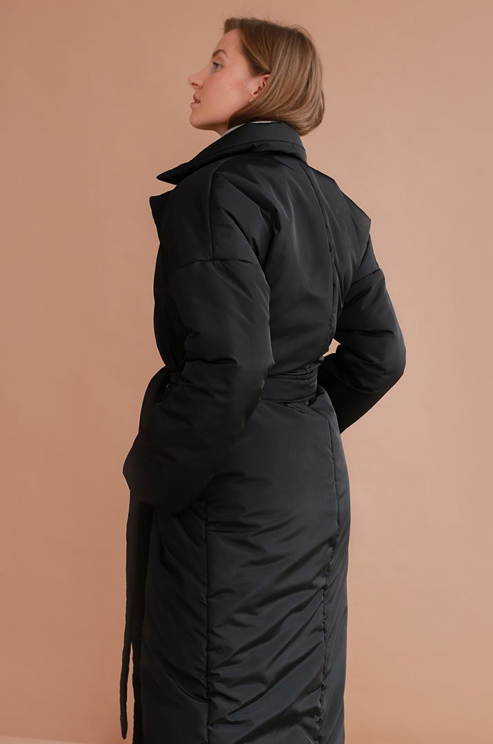 "Coat oversize warmed ""Irina Tydnyuk"""